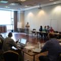 Spotkanie podsumowujące projekt TAWARA – fot. Marcin Jakubowski, NCBJ