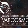 """Konferencja kosmologiczna w Szczecinie: """"VARying constants and FUNdamental COSMOlogy"""" – VARCOSMOFUN'16"""